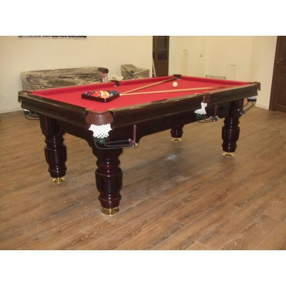 Установка бильярдного стола 7-8 футов Цена услуги 1400 грн